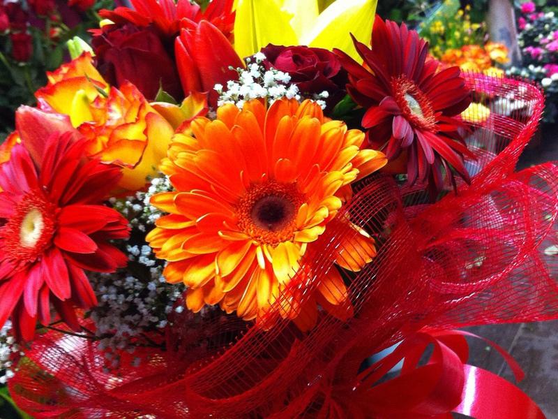 fiori pensieri per onomastico