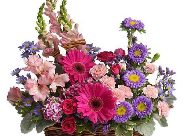 bacio perugina fiori